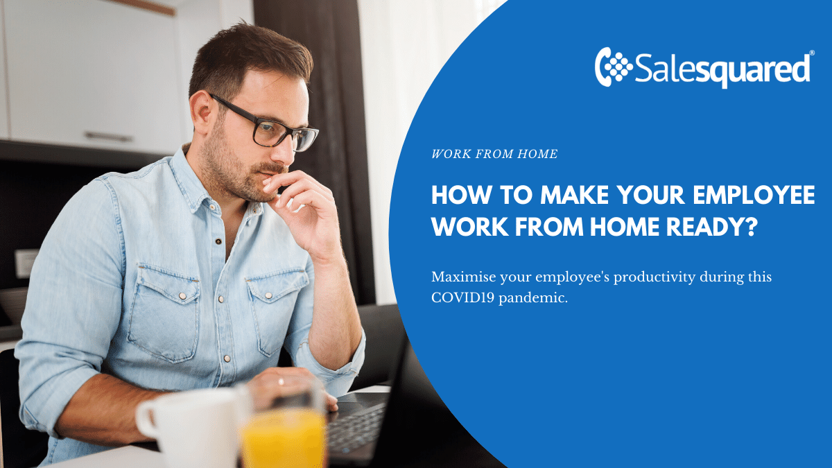How to Make Your Employee Work from Home (WFH) Ready?How to Make Your Employee Work from Home (WFH) Ready?