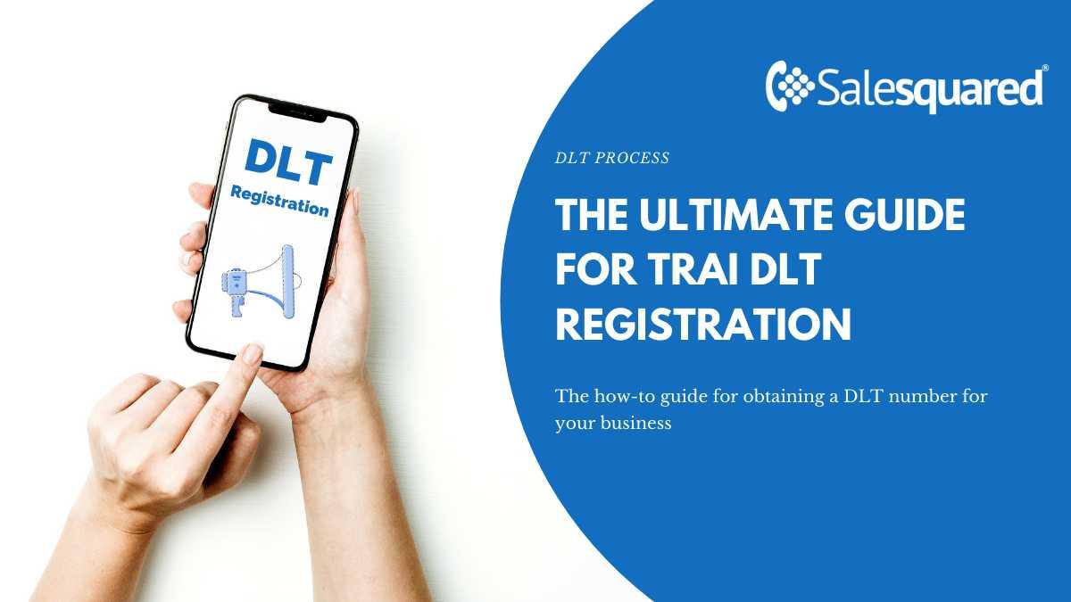 DLT RegistrationProcess